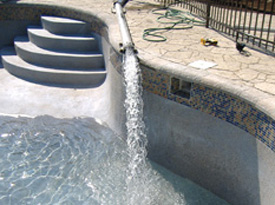 Heated Water Pool/Spa